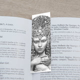 'Christmas Angel' bookmark