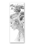 'Contemplation' bookmark