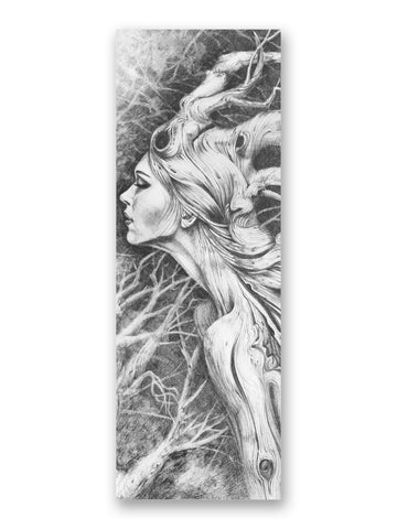 'Tree Diva' bookmark