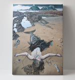 'Mythos Lost' canvas print