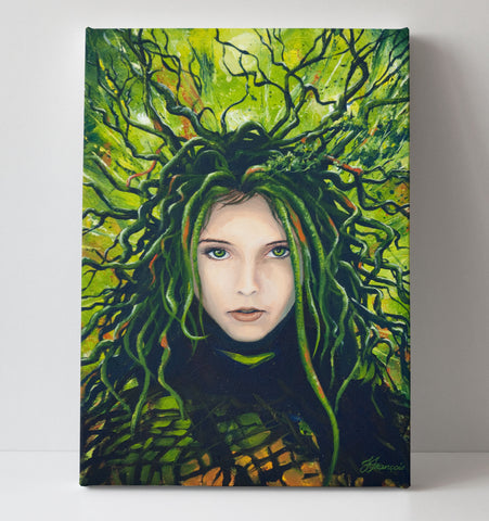 'Tarkine Spirit' canvas print