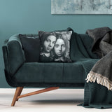 Cushion cover featuring 'Gemini' Zodiac artwork