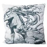 Cushion cover featuring 'The Fallen' artwork