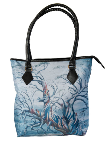 Handbag featuring 'Dead Horse Gap' artwork