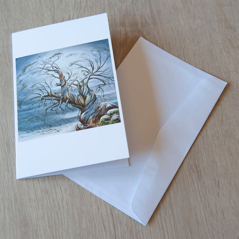 'Dead Horse Gap' greeting card