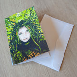 'Tarkine Spirit' greeting card