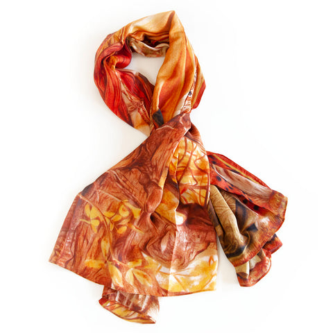 'Autumn Fairy' Scarf
