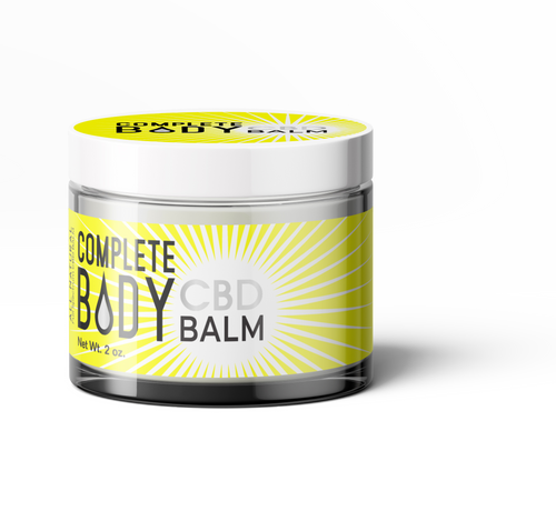 *NEW* Complete Body Balm 200 MG