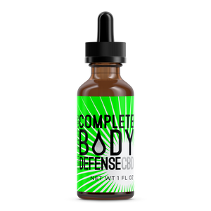 Complete Body Defense 500 MG