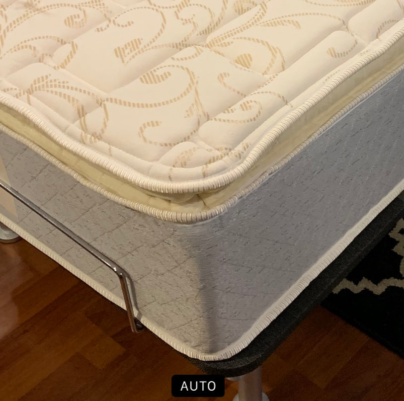 All New Hotelier Pillow Top Mattress From Anti Aging Bed