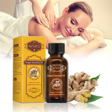 Load image into Gallery viewer, Lymphatic Drainage Ginger Massage Oil