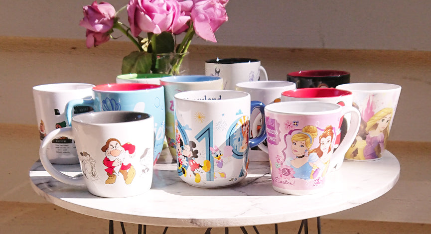 Disney Mugs- Obsessed