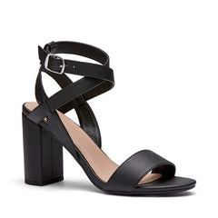 Novo Marceline strappy Heel black