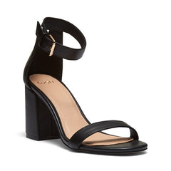 Novo Utica Strappy Low heel