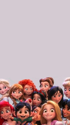 disney pixar characters phone background