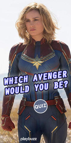 WHICH MARVEL CHARACTER ARE YOU? marvel quiz disney quiz