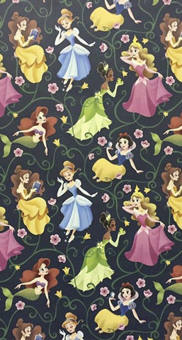 Disney princesses dark phone background