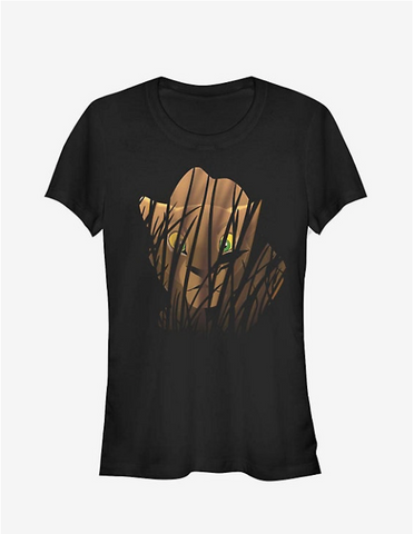 Nala Prey top Hot topic