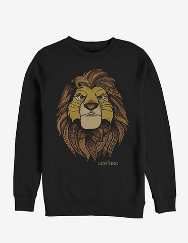 SImba Sweatshirt Hot Topic