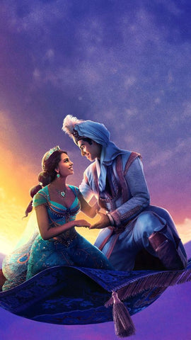 Disney's Aladdin Phone background