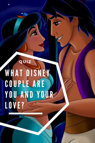 What disney couple are you?