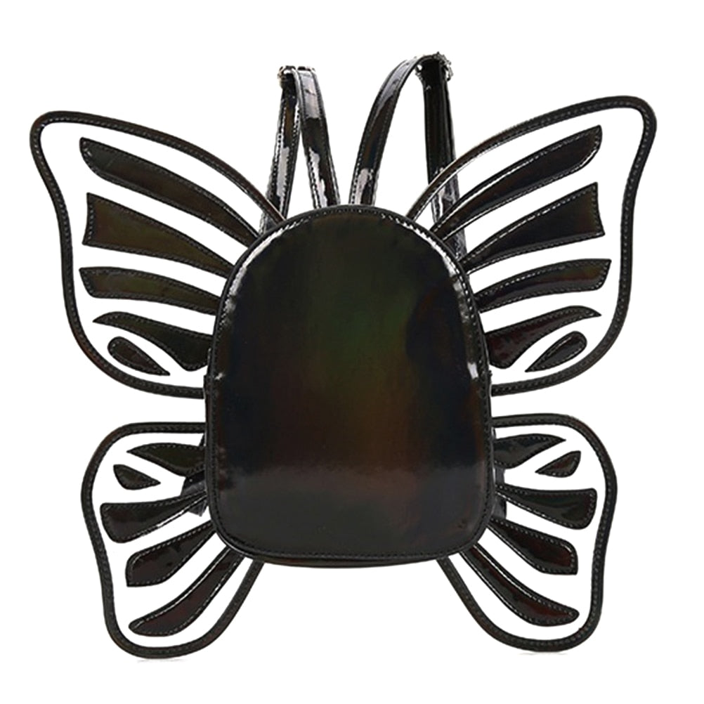 Fairy, Butterfly, Angel Wings Backpack Holographic - Disney Voguette