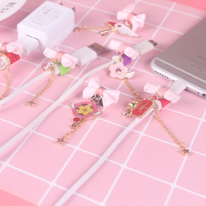 Sailor Moon USB Charger Line Saver Protector - Disney Voguette