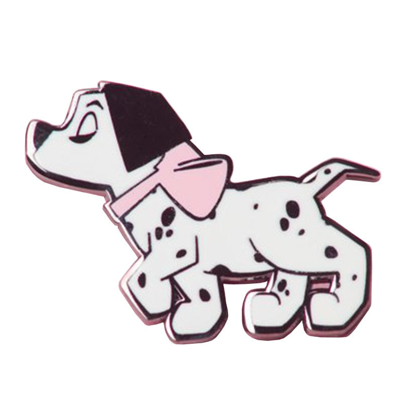 Spotty Pup Enamel Pin - Disney Voguette