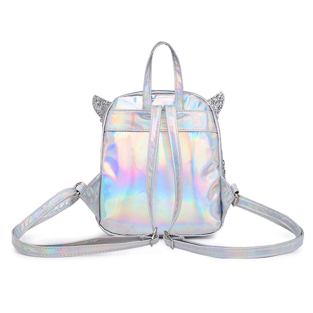 Unicorn / fairy Wing mini holographic back pack - Disney Voguette