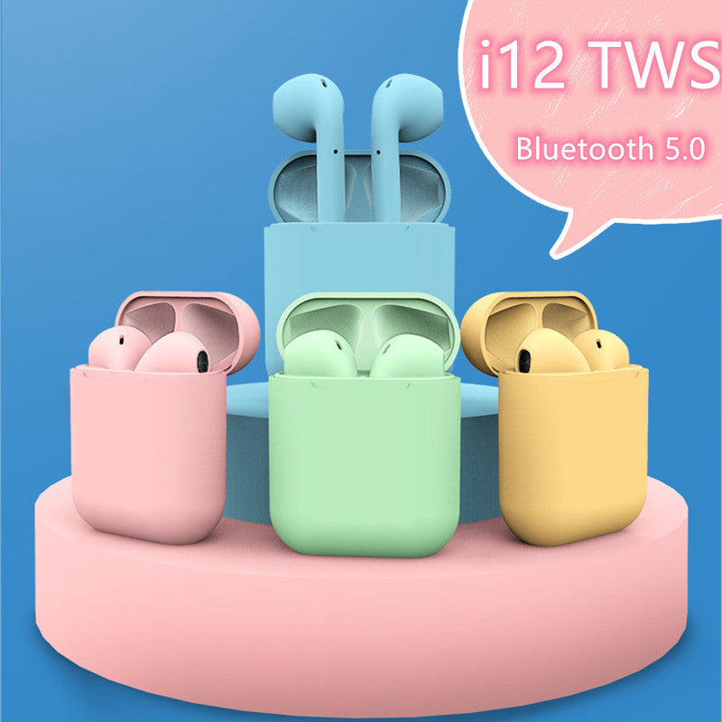Pastel Earpods Wireless 3D sound Earphones - Disney Voguette
