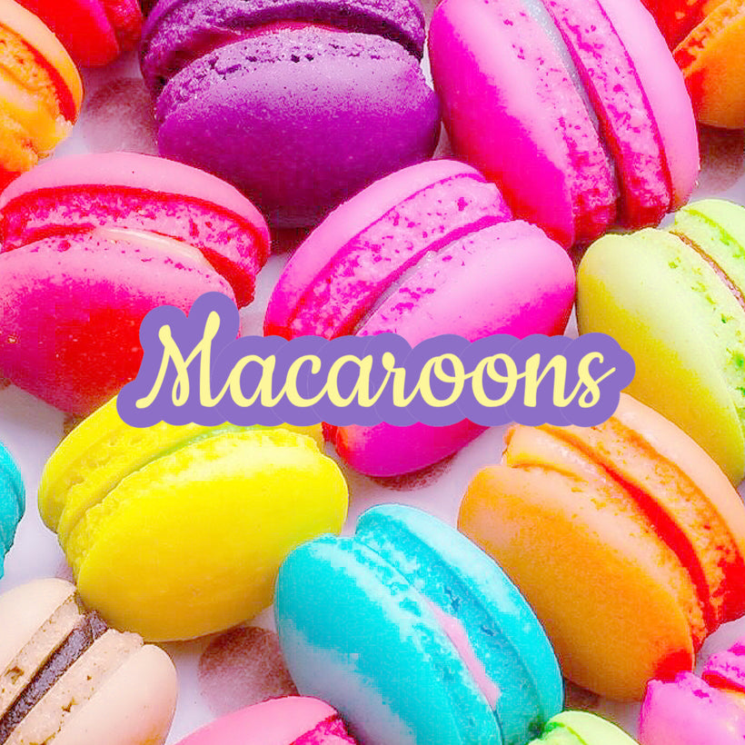 Macaroons (Basic Bling)