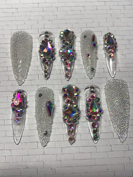 Crystal bling