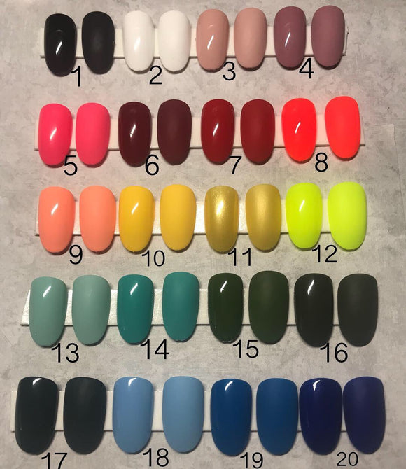 Basic Long - Pick A Color