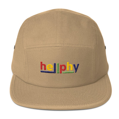 """Harlequin"" Five Panel Cap"