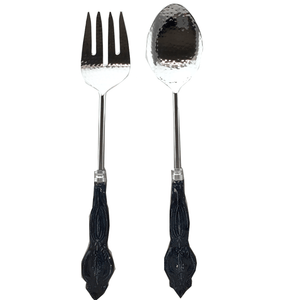 "13"" Victorian Server Set of 2 - Assorted Colors"