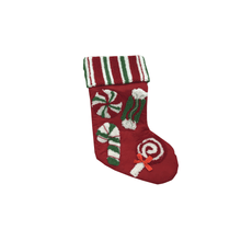 "19"" Christmas Candy Stocking - Two Styles"