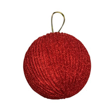 2 Pack Of Christmas Balls 6 Inch