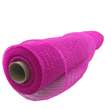 "20"" x 10 YDS Designer Netting - Hot Pink With Pink Glamour"
