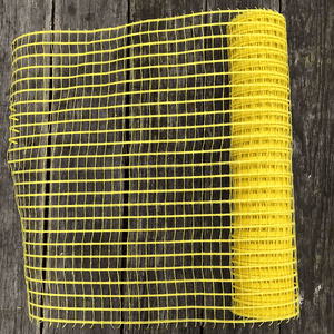 "20"" x 10 YDS Designer Netting - Saxon Yellow"