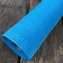 "20"" x 10 YDS Designer Netting - Smooth Turquoise"