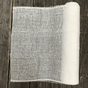 "20"" x 10 YDS Designer Netting - Solid Parchment"