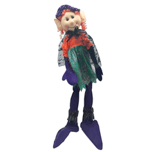 "21"" Plush Elf Witch"