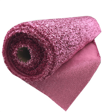 "22"" Curly Foil Fabric - Pink"