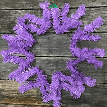 "24"" Round Work Wreath - 36 Tips - Lavender"