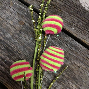 "28"" Felt Easter Egg Spray- 4 Styles"