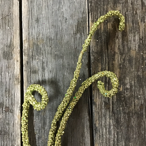 "34"" Curly Berry Stem - 3 Colors"