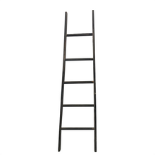 "36"" Wooden Ladder Decor - Two Styles"