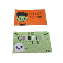 Costume Awards Certificates