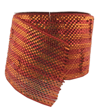 "4"" x 20 YDS Designer Netting - Fall Sunset"