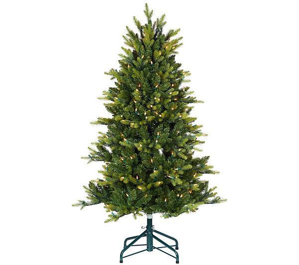 5' Bethlehem Lights Noble Spruce w/ Clear Lights